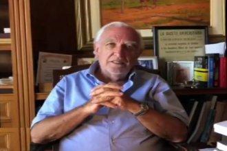 El mensaje especial de Gil Lavedra a una ciudad entrerriana en el Día de la Memoria