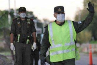 Detallaron cuántos son los entrerrianos detenidos por no cumplir la cuarentena total