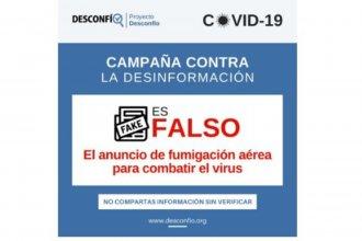 Infodemia: mentiras sobre el coronavirus en Argentina