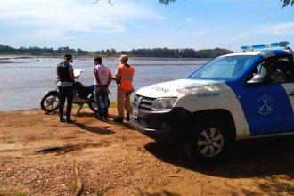 Arresto domiciliario por pasear en moto a la vera del río Uruguay y resistirse a la autoridad