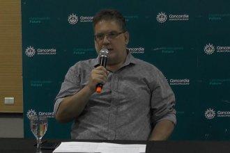 Francolini brindó detalles sobre el primer caso de coronavirus en Concordia