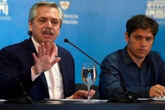 """Alberto Fernández, sobre la cuarentena: """"Estamos muy lejos de la meta"""""""