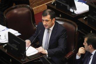 Kueider es uno de los tres senadores del peronismo que pidieron bajarse sus dietas