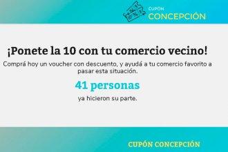 """""""Cupón Concepción"""", la estrategia comercial que se viraliza en Argentina"""