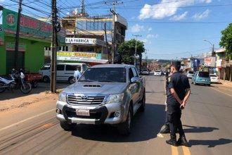 Diagramaron nuevos operativos para intentar frenar la circulación de gente en Paraná