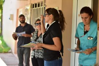 Ante un caso de dengue en Villa Elisa, activan operativo de bloqueo sanitario