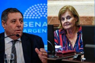 """De Angeli y Olalla reclamaron que Cristina llame a sesiones especiales: """"Necesitamos un Senado activo"""""""