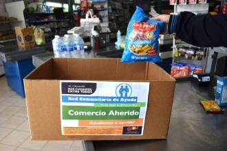 Red comunitaria de ayuda: ¿cómo contribuir con un plato de comida a las familias que más sufren los efectos de la cuarentena?