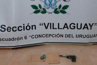 En plena cuarentena, un remisero transportaba droga desde Villaguay a Concordia y lo interceptaron