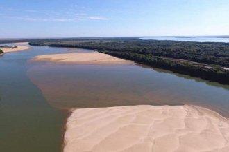 Piden que intervenga Cancillería por los problemas que ocasiona la bajante del Paraná