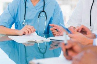 La Cámara de Sanatorios de Concordia expresó solidaridad con la Asociación Médica Platense