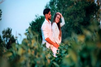 A pesar del aislamiento obligatorio, pareja entrerriana decidió casarse y se volvió viral