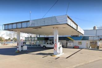Asalto a mano armada en una estación de servicio: hay dos personas detenidas