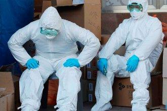Cifra récord de fallecidos por coronavirus: Confirmaron 166 en un día y el total nacional asciende a 3813