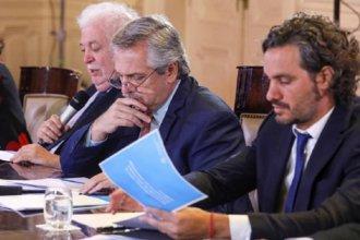 """Confirmaron desde Nación que el lunes se retomarán actividades en """"muchas provincias"""""""