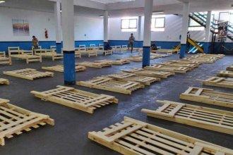 Detallaron cuáles serán los lugares con camas en Concordia, para el pico de la pandemia