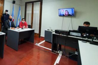 En juicio abreviado y por videoconferencia, fijaron pena en el marco de una causa por narcomenudeo