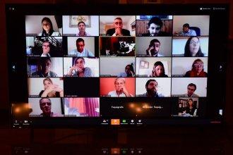 De manera virtual, diputados entrerrianos sesionaron y aprobaron 4 proyectos