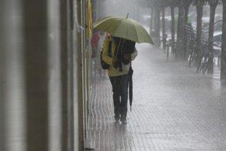 Prevén lluvias de más de 100 milímetros para el fin de semana en Entre Ríos