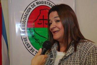 La presidenta de la Asociación de la Magistratura, sorprendida por los dichos de Bordet sobre el Poder Judicial