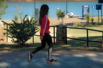 Habilitarán a trotar y pedalear por Costanera, San Carlos y el Lago de Salto Grande