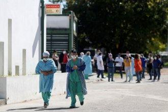 Confirmaron 65 nuevas muertes por coronavirus en el país, llevando el total a 1968