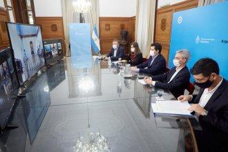 Definen protocolos para el transporte internacional en rutas argentinas