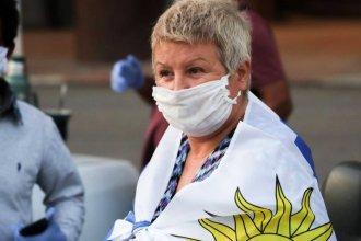 Al otro lado del Uruguay hay optimismo por el alta de los enfermos de coronavirus y preocupación por la leishmaniasis visceral
