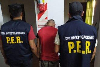 Incumplió la prisión domiciliaria y fue detenido: ahora irá a la cárcel