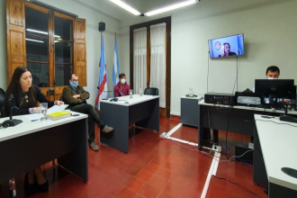 Otro juicio abreviado por videoconferencia: condenaron a un hombre que en pocos días asaltó dos comercios
