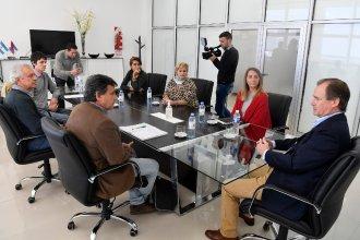 Forman una mesa de diálogo con organizaciones y gremios para abordar el escenario que dejará la pandemia
