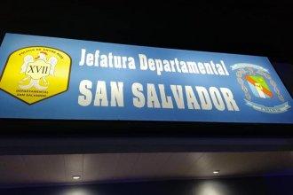Encontraron en buen estado de salud a la mujer de San Salvador que estaba desaparecida