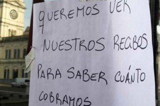 Deudas de la educación en cuarentena: sueldos mal liquidados y demoras en la entrega de recibos digitales