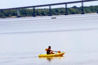 A partir de este viernes, se volverán a ver embarcaciones deportivas en el río Uruguay