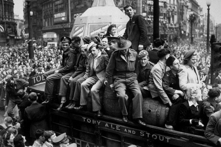 75 años atrás, terminaba la 2da Guerra Mundial