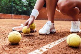 En Corrientes: el tenis, el primer deporte en retomar la actividad
