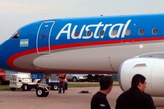 Aviones que no vuelan y otros con la sospecha de no vérselos volar más
