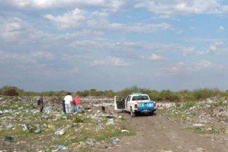 Un hombre encontró el cuerpo de un bebé dentro de una bolsa en un basural a cielo abierto