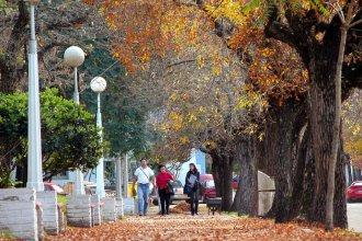 Una ciudad de la costa del río Uruguay habilitó la caminata, el trote y el ciclismo