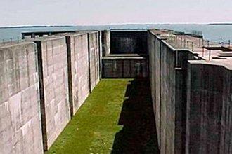 La esclusa inconclusa: Vuelve a la agenda de CTM concluir la obra para que los barcos atraviesen la represa