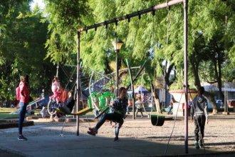 Ciudad de la costa del Uruguay rehabilita desde reparticiones municipales hasta juegos infantiles