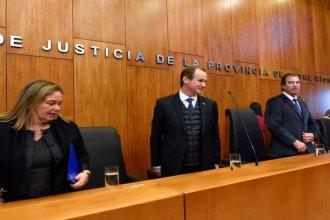 """Crisis en el Superior Tribunal: la denuncia por violencia de género que reactivó acusaciones por los """"contratos truchos"""""""