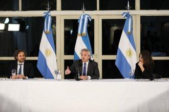 Fernández presentó el programa Argentina Construye, que promete generar 750 mil puestos de trabajo