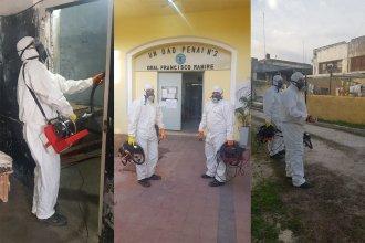 El Servicio Penitenciario aclaró que el caso de dengue en la UP2 aún no está confirmado