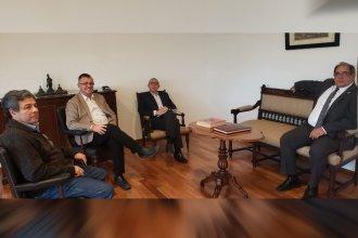Después del fuego cruzado, llegó el encuentro cara a cara entre el presidente del STJ y los abogados