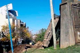 """""""No hay ninguna obra de demolición"""", aseguran desde el municipio sobre una casa declarada Patrimonio Histórico"""