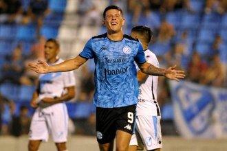 """""""No quería desaprovechar la chance de jugar en Belgrano"""", contó el entrerriano que venía de ser campeón en Honduras"""
