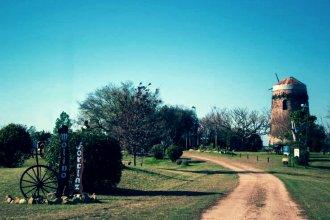 Proponen un recorrido en 360° para rescatar el valor histórico de este emblemático molino entrerriano