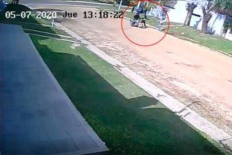 Juez otorgó domiciliaria a motochorro que fue filmado cuando volvió a robar, 50 días después de dejar la cárcel
