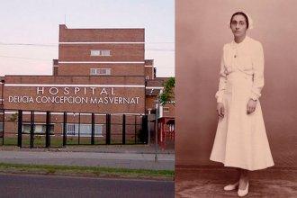 En tiempos de Pandemia, el ejemplo de Delicia Concepción Masvernat: ¿Quién fue? ¿Qué hizo para que un hospital lleve su nombre?